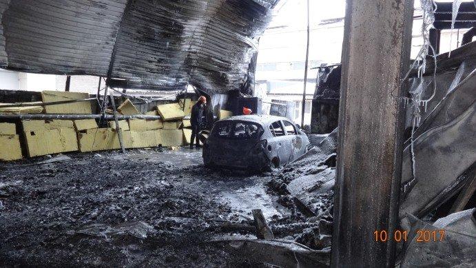пожаротехническая экспертиза