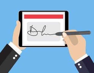 Ситуации экспертизы подписи