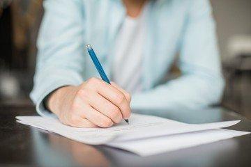 Экспертиза давности подписи на документе