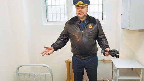 бывший глава ФСИН - Коршунов