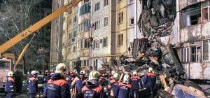 Все шесть жертв обрушения дома в Ижевске опознаны