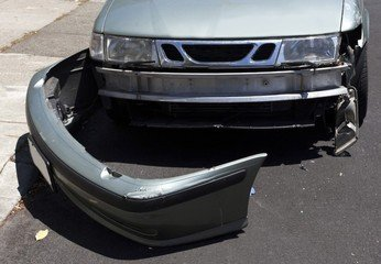Оценивание ущерба автомобилю