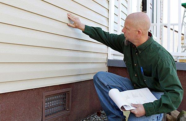 Обследование жилого дома
